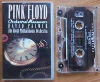 DAVID PALMER - ORCHESTRAL PINK FLOYD (RCA 50364) 1995 INDIA CASSETTE HEAT CASE