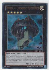 YU-GI-OH Number 33 Chronomaly Machu MEch Ultra rare REDU-EN043 englisch Nummer