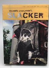 SLACKER-Richard Linklater The Creterion Collection DVD - Like New