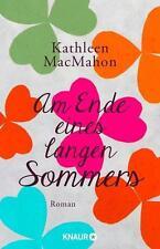 Am Ende eines langen Sommers von Kathleen MacMahon (Taschenbuch), UNGELESEN