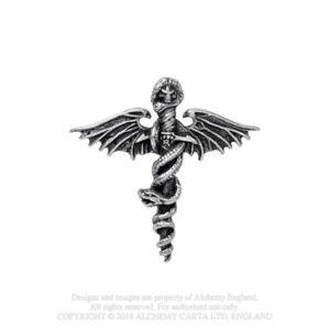 MOTLEY CRUE - DR FEELGOOD - PEWTER LAPEL/HAT PIN - BRAND NEW - MUSIC PC514