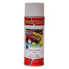 Kim-Tec 400ml Kunststoff Lack (14,88€/L) Kfz Spray Plastik Lack Auto anthrazit