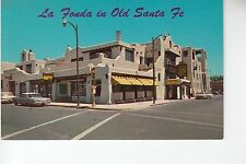 Chrome La Fonda Hotel in Old Santa Fe NM