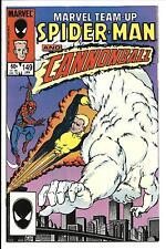 MARVEL TEAM-UP # 149 (SPIDER-MAN & CANNONBALL, JAN 1985), VF