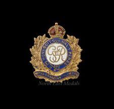 WW2 Royal Canadian Engineers Sweetheart Badge