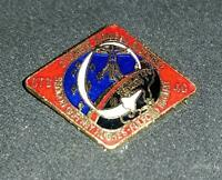 NASA STS 40 Spacelab Life Sciences 1 Vintage Collectible Lapel Hat Pin