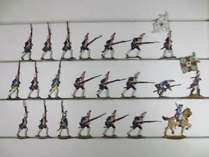 Kieler Zinnfiguren Preußen Grenadiere stürmend 1756-63 SN1141