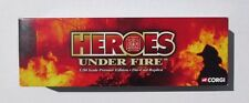 Corgi 1/50 Diecast American LaFrance 700 Open Cab #US53506 Heroes Under Fire