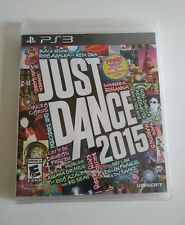 Just Dance 2015 - PS3 playstation video games family night 1-4 players E 10+