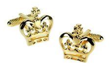 GOLDEN Crown gemelli in confezione regalo uomo Gemelli regalo Jubilee