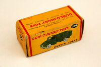 Dinky Toys Original Dublo Austin Truck Lorry Empty Box Only # 064 !!