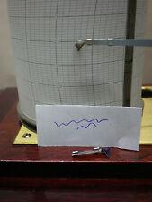 """BAROGRAPH Ink NIB"" parts spares service repair barometer clock charts paper pen"