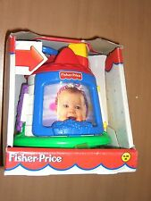 1997 VINTAGE FISHER PRICE PHOTO GO ROUND MERRY MIB