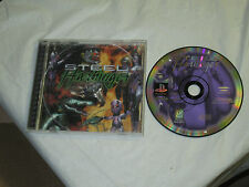 Steel Harbinger  (Playstation 1 , PS1) with case