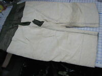 m51 M1951 medium long mens FIELD trousers pants LINERS cold weather NOS!