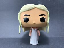 Funko Pop Vinyl DAENERYS TARGARYEN WEDDING GOWN DRESS #24 GAME OF THRONES No Box