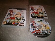 JEU PS3 PAL Ver. Française: TALES OF SYMPHONIA CHRONICLES - Complet TBE