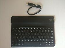 iLuv Slim Folio Cover With Bluetooth Keyboard