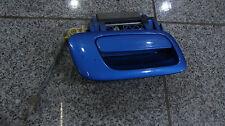 Original Opel Zafira A Türgriff vorne rechts in OPC-Blau