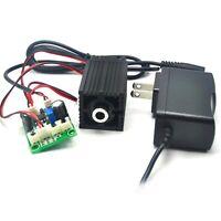200mW 980nm Infrared Dot Focusable Laser Diode Module Adjustable TTL 12V Adapter