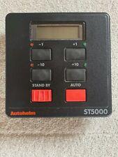 Raymarine Autohelm ST5000 Autopilot Control Head TESTED!! VERY RARE.