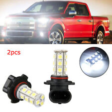 For Ford F-150 1999-2014 of LED Fog Lights 6000K HID White Xenon Bulbs