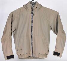 Cabelas Dry Plus Hooded Jacket Mens Small Regular Fishing Rain