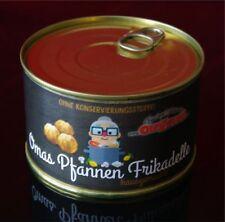 Frikadelle mit Currysoße in der Dose für die Mikrowelle usw  (1kg 7,70€)