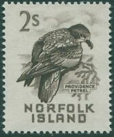 Norfolk Island 1960 SG32 2s Providence Petrel MNH
