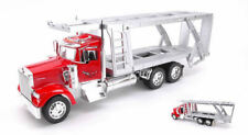 Kenworth W900 Red / Silver Camion Truck 1:32 Model WELLY