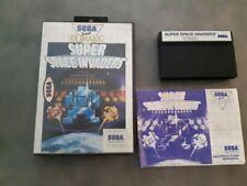 Classic jeux d/'arcade space invaders homme boucle de ceinture libre boîte cadeau neuf