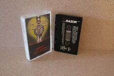 Accept Metal Masters audio cassette Razor RAZDK11