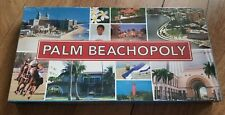 Palm Beachopoly Palm Beach Monopoly Board Game NWOT, Vintage with local business