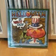 "HELLOWEEN - I want out 7"" shaped picture disc / 1988 sehr guter Zustand"