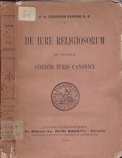 De iure religiosorum