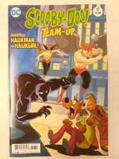 HAWKMAN & HAWKGIRL ~ SCOOBY-DOO TEAM UP # 17 Comic ~ NM/UNREAD ~ DC ~ NM/UNREAD