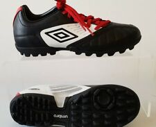Umbro Boys Astro Turf  Trainers Football Shoes UK 4 8044U-BCZ T421