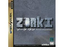 ## Sega Saturn - Zork i The Great Underground Imperio ( Jap / JP Importación) -