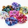 Elastic Bronzing Glitter Hair Rope Women Ponytail Holder Scrunchie Hair Ring