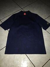 Nike Foam Floral T Shirt Mens Sz Small Blue Used