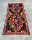 Vintage Afghan Baloch Rug 6'x3' ft Nomadic / Oriental Tribal Runner Rug best