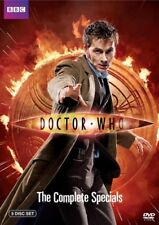 Doctor Who: The Complete Specials [New DVD] Boxed Set, Repackaged