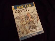 MAC COY N.7 - LE COLLINE DELLA PAURA -GAZZETTA DELLO SPORT  --