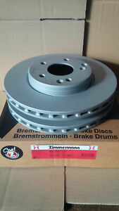 Fits Mercedes Benz Front Brake Discs Rotors R170 SLK200 SLK230 KOMPRESSOR