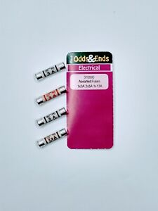Best Odds & Ends Electrical Assorted Fuses 3A, 5A, 13A (31000)