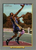 2006-07 Topps Turkey Red Basketball #20 Kobe Bryant Los Angeles Lakers