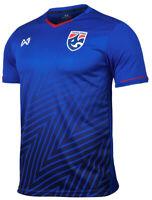 100% Authentic Thailand National Football Soccer Team Jersey Shirt Blue
