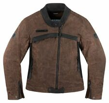 Womens 1000 Collection Hella 1000 Textile Jacket Brown X Small Icn