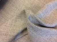 Fabricut Woven Solid Faux Wool Textured Upholstery Fabric- Sherman/Bison- 23 yds