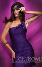 NWT $300 TONY BOWLS SHORT PENCIL WIGGLE HOMECOMING COCKTAIL EVENING PROM DRESS 2